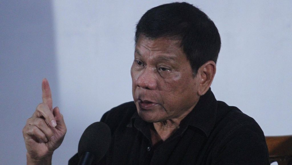 Sempat Mengancam Keluar dari PBB, Presiden Filipina Mengaku Cuma Bercanda