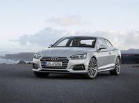 Audi A5 Coupe Resmi Diluncurkan