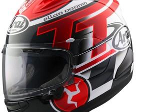 Arai Jual Helm IOM TT di Indonesia, Harganya Rp 10,5 Juta