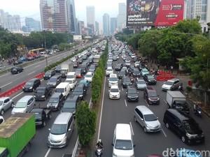 Potensi Kerugian Akibat Macet di DKI Jakarta Diperkirakan Rp 39,9 T/Tahun