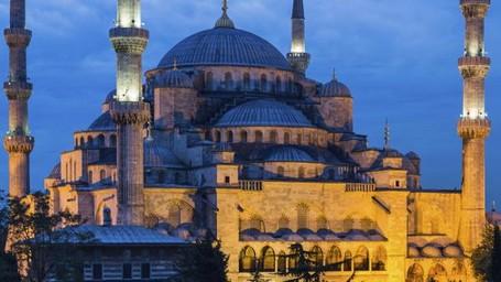 Momen Ramadan, Saatnya Jatuh Cinta Dengan Masjid Cantik Dunia
