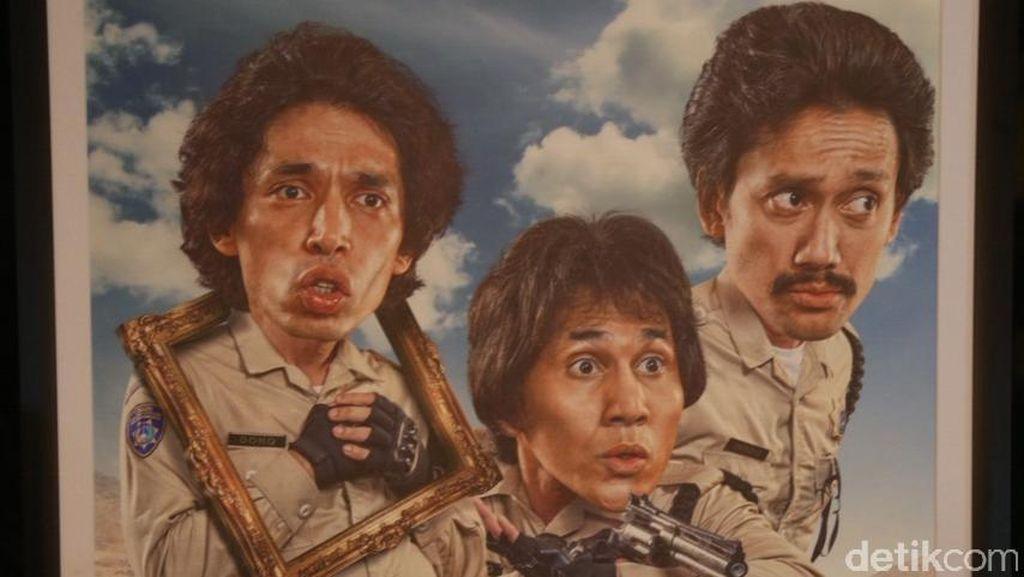 Indro Kaget Trailer 'Warkop DKI Reborn: Jangkrik Boss Part 1' Ditonton 4,6 Juta Kali