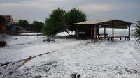 Cuaca Buruk, Sudah Sepekan Nelayan Bantul Tak Melaut