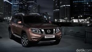 Nissan Belum Punya Rencana Masukkan Terrano ke Indonesia