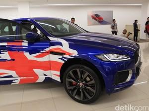 Baru Mendarat di Jakarta, Jaguar F-Pace Termahal Sudah Ada yang Beli
