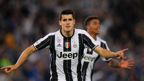 Morata Tulis Surat Perpisahan Untuk Juventus