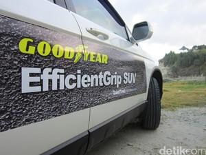 Setelah Absen 10 Tahun Lebih, Goodyear Mulai Ikuti Pameran Otomotif