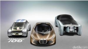 BMW Gaet Intel dan Mobileye Demi Lahirkan Teknologi Mobil Otomatis