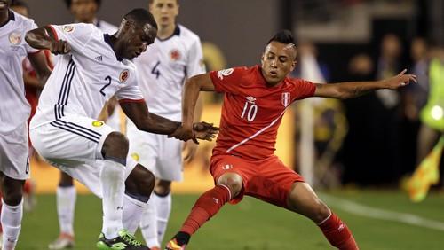 Kolombia Lolos Semifinal
