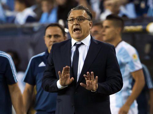 Argentina Langsung Fokus ke Laga Lawan AS