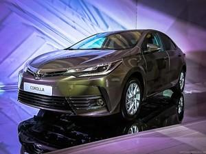 Toyota Corolla Facelift Dikenalkan Pertama Kali di Rusia