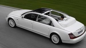 Mercedes-Maybach Tanpa Atap Siap Diperkenalkan?