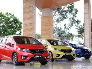 Honda Tutup Paruh Pertama 2016 dengan Angka 100.000 Unit