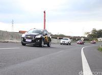 Ngabuburit dengan Menjajal Chevrolet Trax di Berbagai Medan