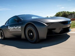 BMW i8 Siap Tinggalkan Hybrid?