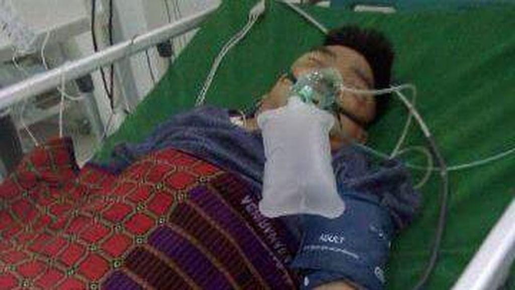 Mengeluh Dada Sakit, Kondisi Hendrik Ceper Masih Kritis
