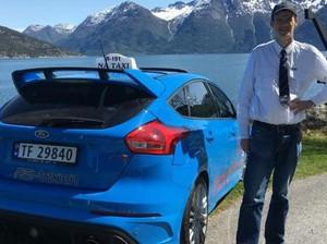 Ford Focus Paling Dahsyat Dijadikan Taksi di Norwegia