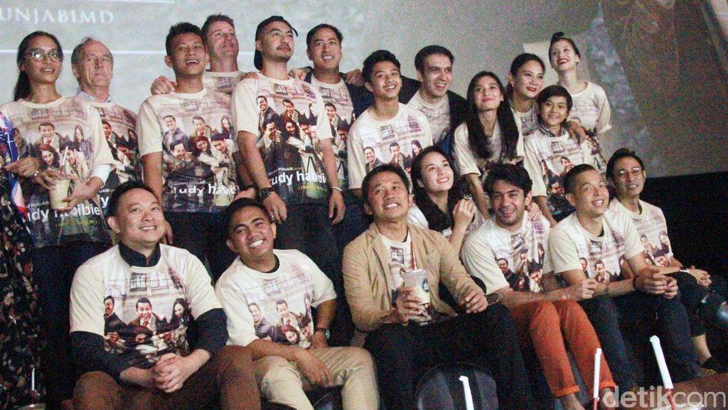 Rudy Habibie' Belum Tayang, MD Pictures Langsung Siapkan 'Habibie dan Ainun 3'