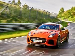 Jaguar F-Type SVR Boleh Diuji Konsumen di Sirkuit Nurburgring