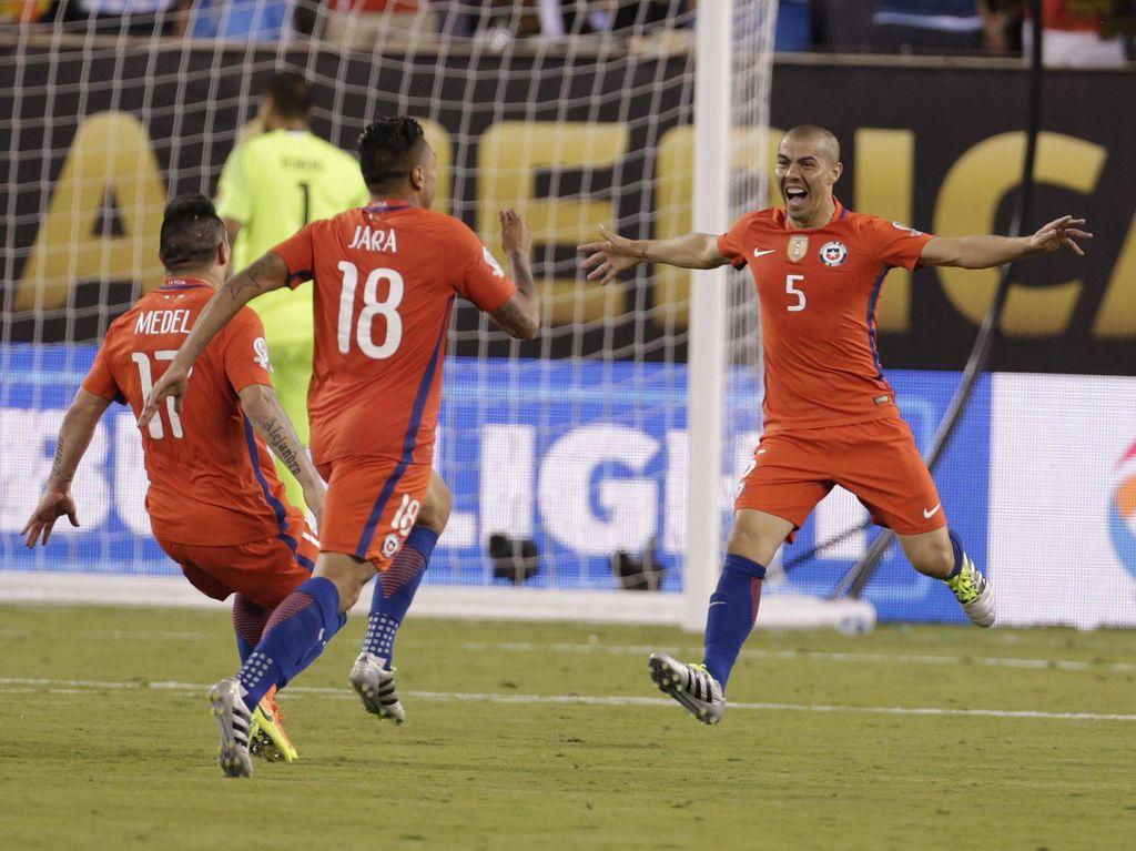 Chile Juara Copa America