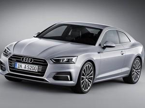 Audi RS5 Bakal Adopsi Mesin Turbo 6 Silinder