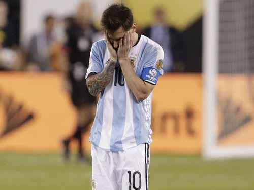 Dan Terjadi Lagi... Oh, Messi