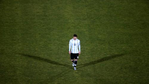 Beban Berat Yang Ditanggung Messi