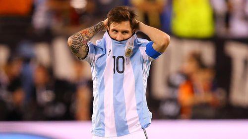 Ronaldo Berharap Messi Tak Jadi Pensiun dari Timnas