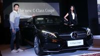 Ini Spesifikasi Mercedes-Benz C-Class Coupe Terbaru