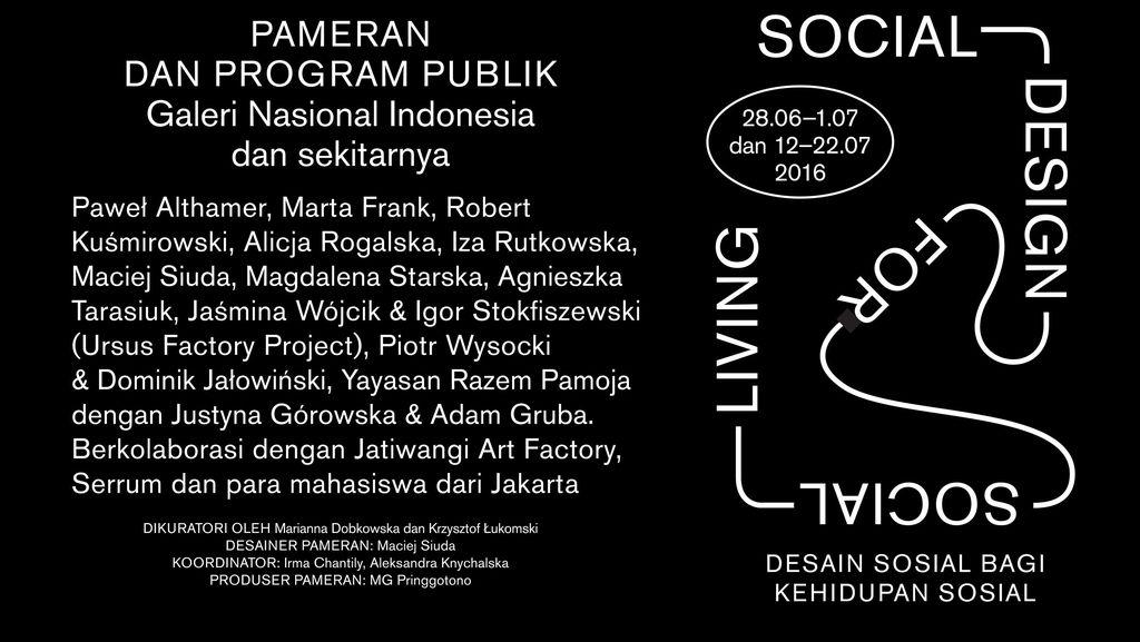 Karya Seniman Polandia Akan Dipamerkan di Jakarta