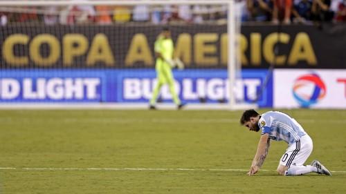 """Bandar Bola - Presiden Argentina: Kami Harus Menjaga Messi"""
