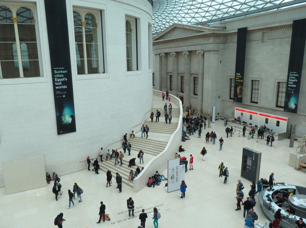 Dari Mumi Sampai Harta Karun, Semua Ada di British Museum