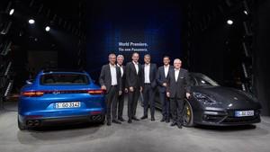 Porsche Luncurkan Panamera Terbaru, Harganya Hampir Rp 2 Miliar