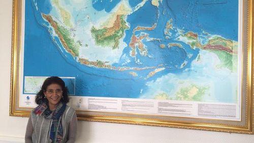 Susi Akan Tenggelamkan 71 Kapal Asing di Hari Kemerdekaan ke-71 RI