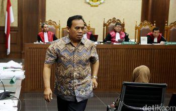 Sekda DKI Jakarta Bersaksi di Kasus Ariesman