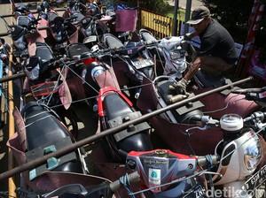 Ada Tax Amnesty, Honda Harap Penjualan Motor Bisa Naik