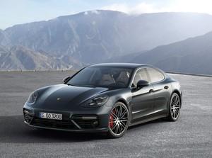 Porsche Panamera Bakal Adopsi Hybrid?