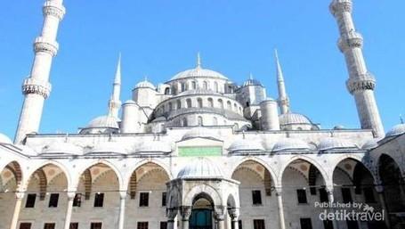 Turki, Jejak Kejayaan Muslim Di Benua Eropa