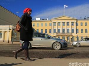 Tahun 2025, Tak Ada Lagi Mobil Pribadi di Helsinki, Finlandia