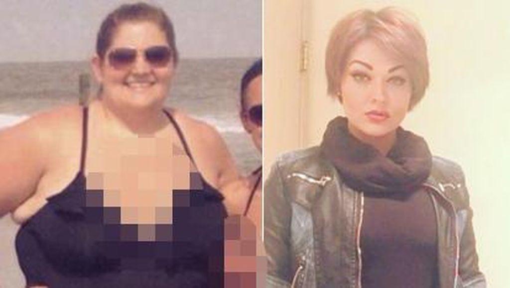 Dipanggil 'Hei Gendut' oleh Orang Tak Dikenal, Katie Turunkan Bobot 45 Kg
