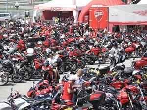 Ducati Perhatikan Ducatisti yang Puasa