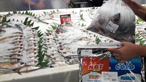 Promo Makanan Laut Segar di Transmart Carrefour