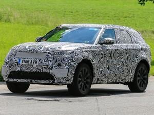 New Range Rover Coupe SUV Ini Tantang BMW X6 di 2018