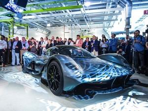 Aston Martin Luncurkan Hypercar Kolaborasi Tim F1