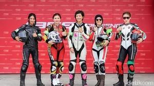 Kenalan dengan Kiki, Presiden Klub Wanita Pengendara Ducati