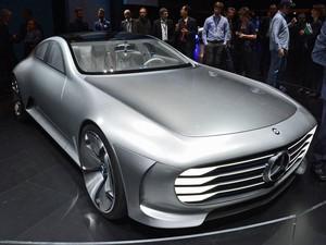 Mercy Rilis Mobil Listrik Pesaing Tesla pada Oktober
