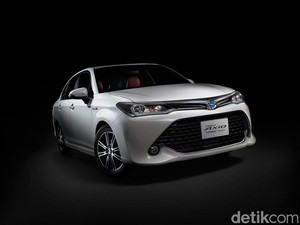 Toyota Corolla Edisi Setengah Abad