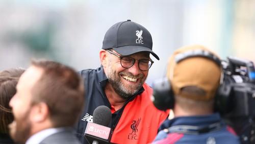 Komentar Klopp Tentang Liverpool
