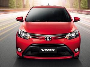 Toyota India Baru Pelajari Sedan Vios