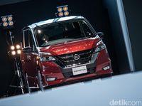 Nissan Kenalkan Serena Terbaru, Ada Fitur Otonomnya